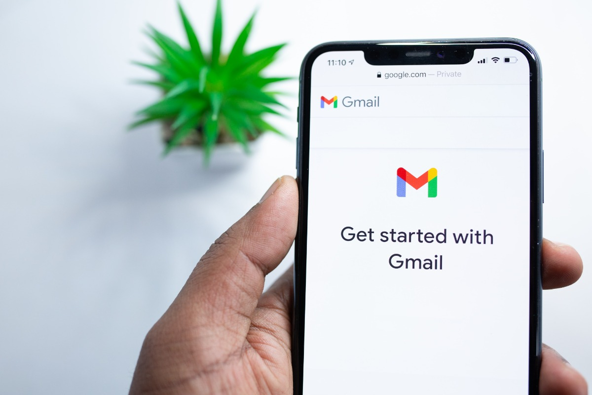 get started with Gmail